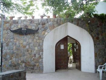 Dargah-Gate